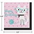 Cat Party Birthday Luncheon Napkins 192 ct