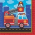 Fire Truck Luncheon Napkins 192 ct