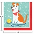 Dog Party Luncheon Napkins 192 ct