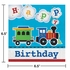 All Aboard Train Birthday Luncheon Napkins 192 ct