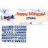 Toy Airplane Banners 6 ct