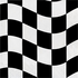 Black and White Check Luncheon Napkins 216 ct