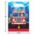 Fire Truck Favor Bags 96 ct