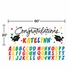 Graduation Giant Party Banners with Attachments