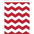 Red Chevron Treat Bags 120 ct