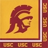 University of Southern California Luncheon Napkins 240 ct