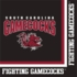 Black and red University of South Carolina Luncheon Napkin sold in quantities of 20 / pkg, 12 pkg / case