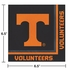 Orange and white Tennessee University Luncheon Napkin sold in quantities of 20 / pkg, 12 pkgs / case