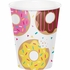 Donut Time 9 oz Cups 96 ct