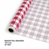 Red Gingham Banquet Rolls 6 ct