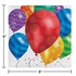 Balloon Blast Beverage Napkins 192 ct