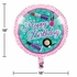 Sparkle Spa Party Mylar Balloons 10 ct