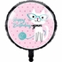 Cat Party Mylar Balloons 10 ct