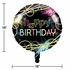 Glow Party Mylar Balloons 10 ct