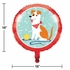 Dog Party Mylar Balloons 10 ct