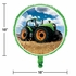 Tractor Time Mylar Balloons 10 ct