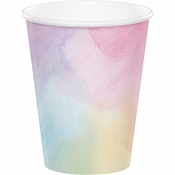 Iridescent Party Cups 96 ct
