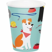 Dog Party Cups 96 ct