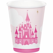 Little Princess Paper Cups 96 ct