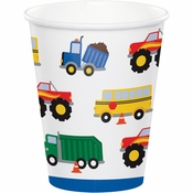 Traffic Jam Paper Cups 96 ct