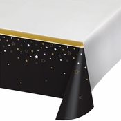 Grad Adventure Plastic Tablecloths 12 ct