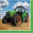 Tractor Time Beverage Napkins 192 ct