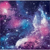 Galaxy Party Beverage Napkins 192 ct