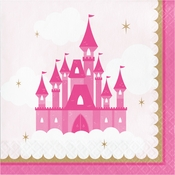 Little Princess Luncheon Napkins 192 ct