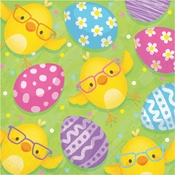 Happy Easter Luncheon Napkins 192 ct