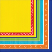 Colorful Summer Luncheon Napkins 192 ct