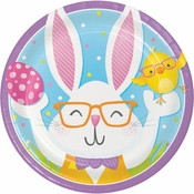 Happy Easter Dinner Plates 96 ct