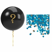 Blue Gender Reveal Balloons Balloons Kits 12 ct