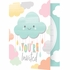 Clouds Invitations 48 ct