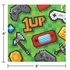 Video Games Party Beverage Napkins 192 ct