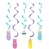 Llama Party Dizzy Danglers 30 ct