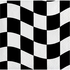 Black and White Check Beverage Napkins 216 ct