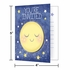 To the Moon and Back Invitations 48 ct