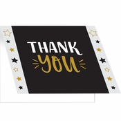 Grad Adventure Thank You Cards 48 ct