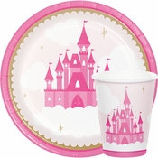 Little Princess Party Supplies