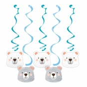 Bear Party Dizzy Danglers 30 ct