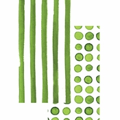 Verdi Dots and Stripes Guest Towels 192 ct