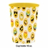 Show Your Emojions Plastic Keepsake Cups 12 ct