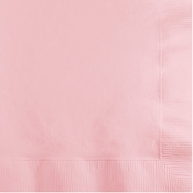 Classic Pink Beverage Napkins 3 ply 500 ct