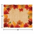 Fall Leaves Placemats 144 ct