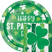 Irish Shamrocks Party Supplies