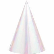 Iridescent Party Party Hats 96 ct