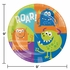 Fun Monsters Dinner Plates 96 ct