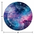 Galaxy Party Dinner Plates 96 ct
