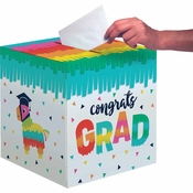 Fiesta Fun Grad Card Boxes 6 ct