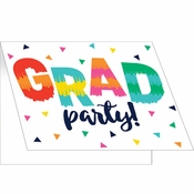 Fiesta Fun Grad Invitations 48 ct